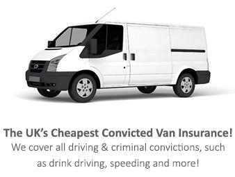 Convicted Van Insurance